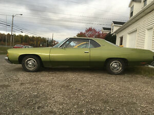 1972 Chev Impala 350  Perfect Shape   Interested in trade