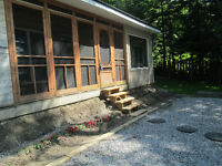 Cottage for sale 45 mins from Downtown Ottawa