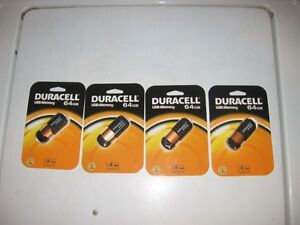 """""""WOW"""" 4 BRAND-NEW 64 GB DURACELL USB MEMORY. [FIRM]"""