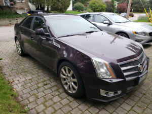 2009 AWD Cadilac CTS Private Sale near McMaster University
