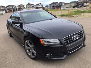 2010 Audi A5 S-Line 2.0 Turbo Coupe - Very Low Mileage
