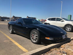 2003 Corvette Z06 50th Anniversary Edition