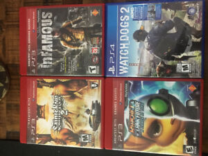 Lots of PlayStation 3 games!