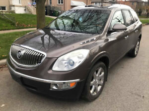 2008 Buick Enclave fully loaded cxl SUV, Crossover