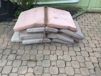 Free 6 patio cushions
