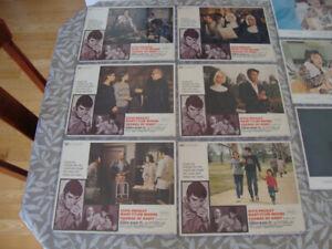 Elvis Presley Lobby Cards