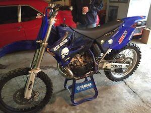 2004 yz 250 2 stroke