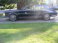 1981 Cadillac Seville only 74000 orig km PRICE REDUCED