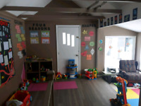 Home Daycare Spot Available September or October