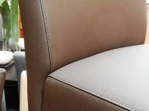 Genuine Leather Dining Chair was $229 NOW $179 each Rockdale Rockdale Area Preview