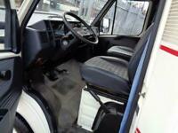 1992 FIAT DETHLEFFS GLOBETROTTER 6 BERTH CAMPER VAN MOTORHOME LEFT HAND DRIVE