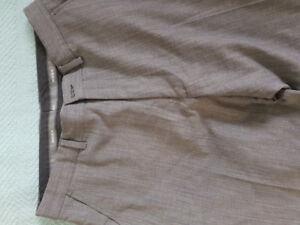 Keneth Cole Mexx Dress Pants Jeans Khaki Mens Loose Fit CK Gues
