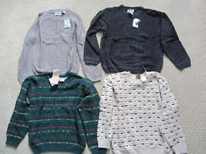 Brand New Long Sleeved Sweaters - Medium - 4 To Choose From London Ontario image 1