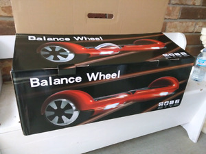 Brand new hoverboard with Bluetooth