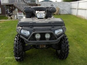 2012 Polaris Sportsman 850 XP HO EPS
