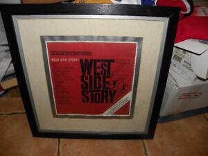"West Side Story Framed 12 x 14"" Poster Print"