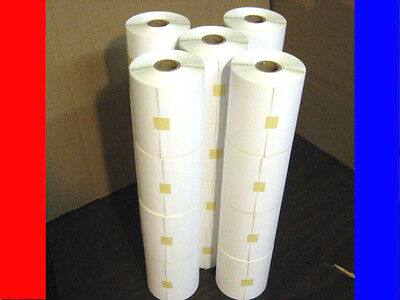 20 Roll 250 4x6 Direct Thermal Labels Zebra 2844 Eltron 10 Fragile Labels Free