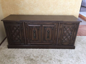 Sears stereo cabinet