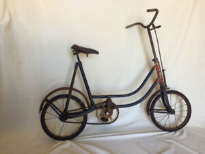 Antique CCM youth bicycle
