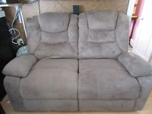 Double Recliner in Excellent Condition.