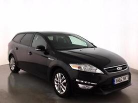 2012 FORD MONDEO 1.6 TDCi Eco Zetec 5dr [Start Stop] Estate