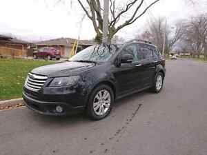 2008 Subaru Tribeca w heated leather seats and Winter tires