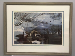 """Terry Isaac """"Cool Pause"""" Framed Print"""