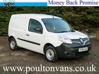 2015 (65) RENAULT KANGOO ML19 BUSINESS L1 SWB VAN - 1.5DCI, [EU 5], 75BHP, Small