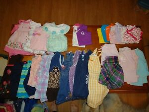Girl clothes size 18-24 months
