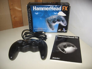 GET YOUR OWN HAMMERHEAD FX GAME PAD
