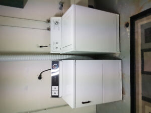 Washer (SOLD) and dryer (Available)