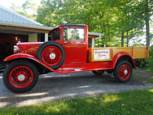 1931 Ford AA 1.5 Ton Pickup - Totally Restored - Perfect Driver