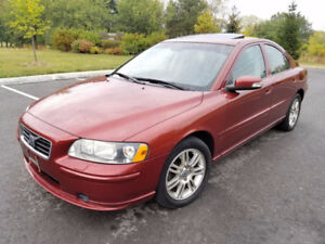 2008 Volvo S60 2.5T *LEATHER/SUNROOF/HTD SEATS*