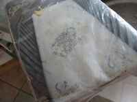 BABY QUILT KIT, everything to embroider it, Paragon  , Nice