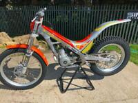 2000 Sherco 200 Two Stroke Trials Bike Good Condition Fully Serviced