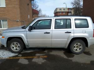 2010 Jeep Patriot 4WD