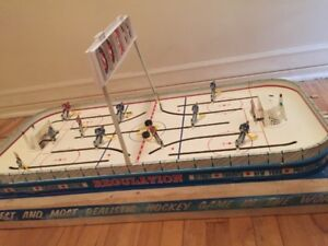 Jeu de hockey sur table - vintage – 1970