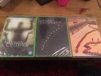 Human Centipede DVD trilogy
