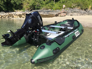 NEW--Stryker Boats--Toughest Inflatable Boat on the Market