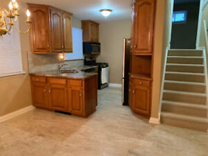 Home with two separate apartments for rent in north end of