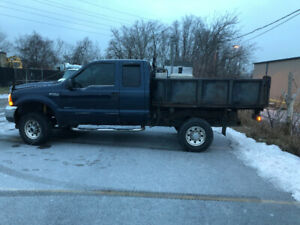 2000 FORD F-250 SUPER DUTY 7.3 DIESEL TURBO