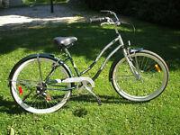 best ride Ever Vagabond Cruiser road Bike