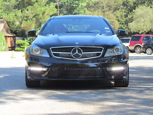 2013 C63 AMG Coupe - Fully loaded and P31 - low Km