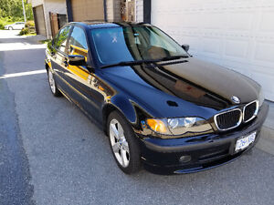 2005 BMW 3-Series Xi sport AWD Sedan