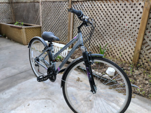 New Woman bicycle