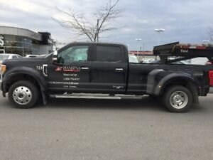 2017 Ford F-450 Camionnette