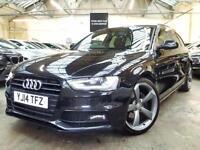 2014 Audi A4 Avant 2.0 TDI Black Edition Multitronic 5dr