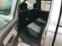 2005 NISSAN NAVARA D22 2.5 DI 5 SPEED MANUAL 4WD DOUBLE CAB PICK UP 4X4 NO VAT