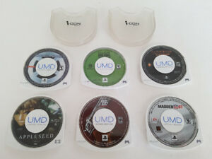 Jeux PSP - Coded Arms - Grand Theft Auto - God of War +++