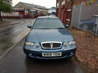 Rover 45 1.8 16v iXL 5dr low mileage Bargain